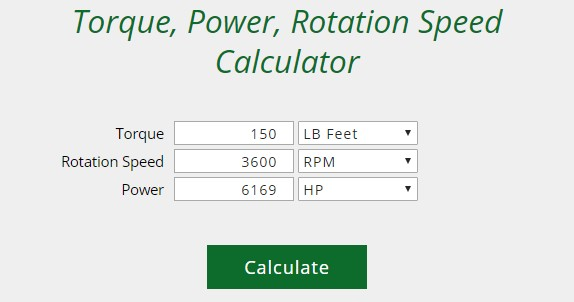 Power Zone Calculators | Pump Engineering Calculators