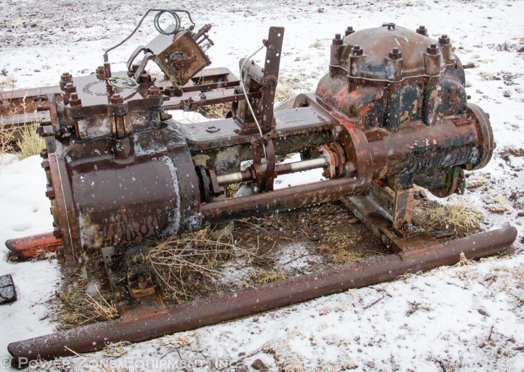 Used Worthington 6 x 3 x 6 Piston Pump Complete Pump For