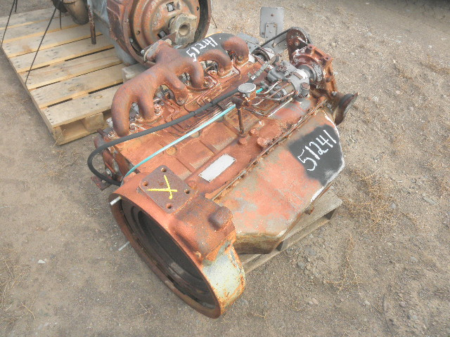 Used White D3400 Diesel Engine For Sale - Stock No 51241