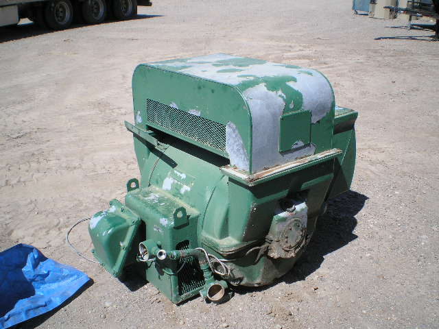 Used 450 hp horizontal electric motor westinghouse for for Surplus electric motors for sale