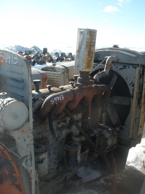 Gas Pumps For Sale >> Used Waukesha 145-GK Natural Gas Engine For Sale - Stock No 54413