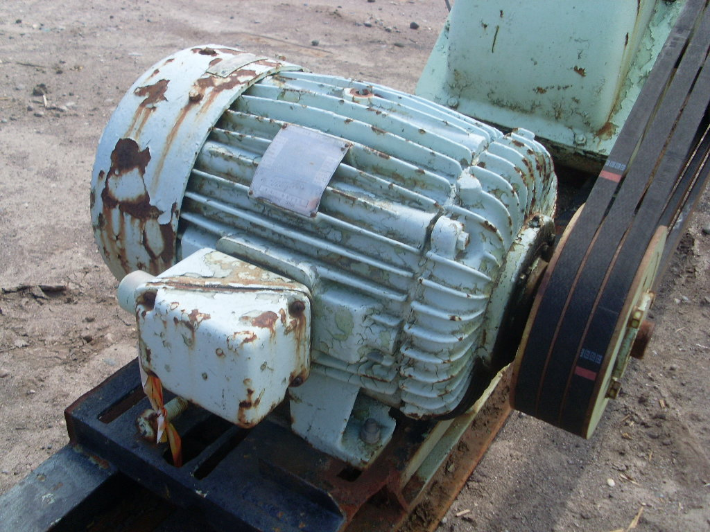 Used 10 hp horizontal electric motor tamper for sale for Surplus electric motors sale