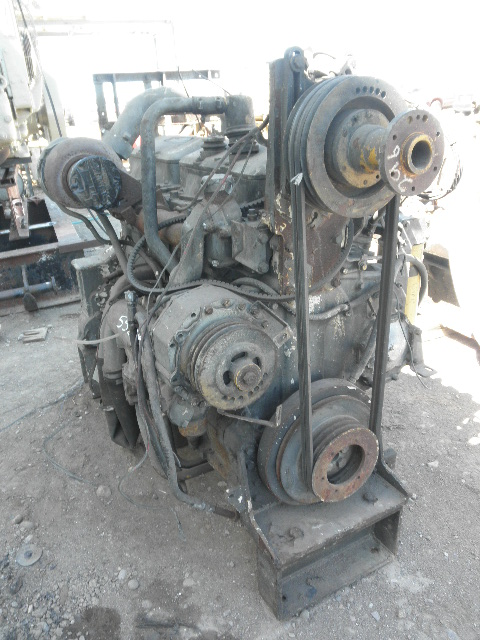 Used Caterpillar 3406B-TA Diesel Engine For Sale - Stock No