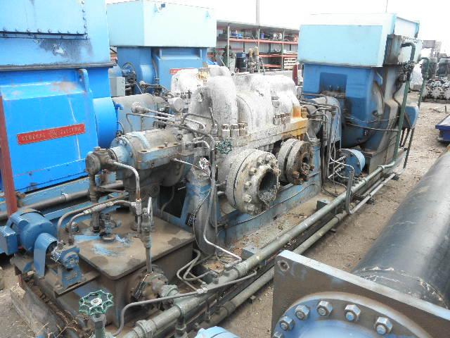 used byron jackson 4x6x9d dvmx horizontal multi stage centrifugal rh inventory powerzone com Feedwater Pump Byron Jackson Feedwater Pump Byron Jackson