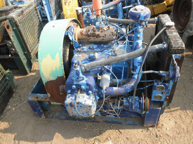 Used Gemini G 26 Natural Gas Engine For Sale