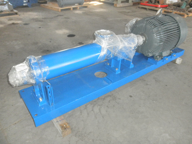 Rebuilt Goulds 3335 Horizontal Multi-Stage Centrifugal Pump Package