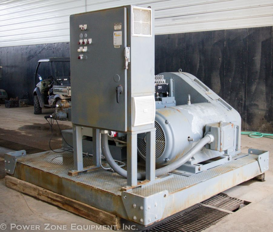 Used NLB 10250 Quintuplex Pump Package For Sale - Stock No 56485