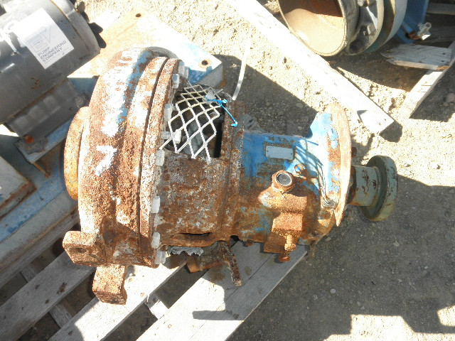Used Goulds 3196 Horizontal Single-Stage Centrifugal Pump