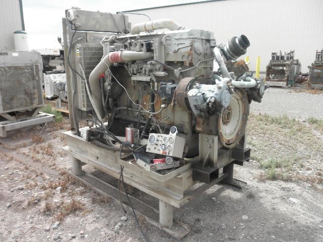 used hydraulic pump
