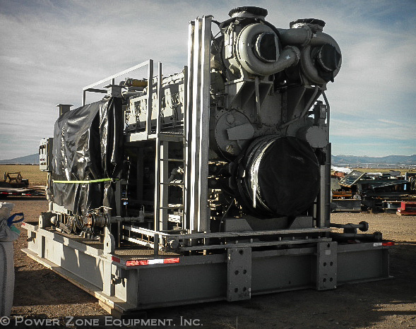 Rebuilt Caterpillar 3612 Diesel Engine For Sale - Stock No 58262