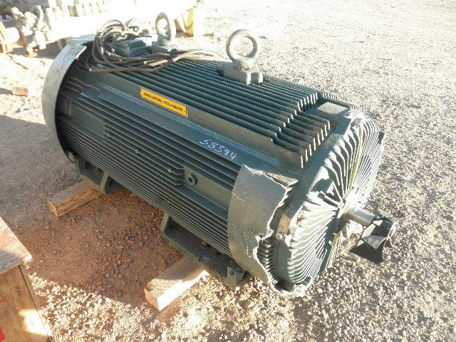 New 700 hp horizontal electric motor baldor for sale for Electric motors for sale used