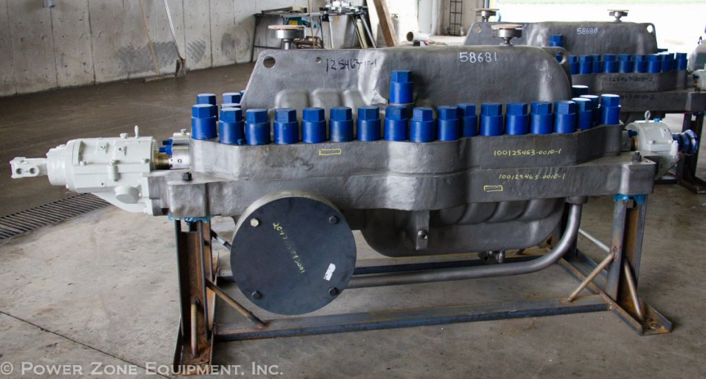 Gas Pumps For Sale >> New Sulzer Bingham 6x8x13.5 MSD Horizontal Multi-Stage ...