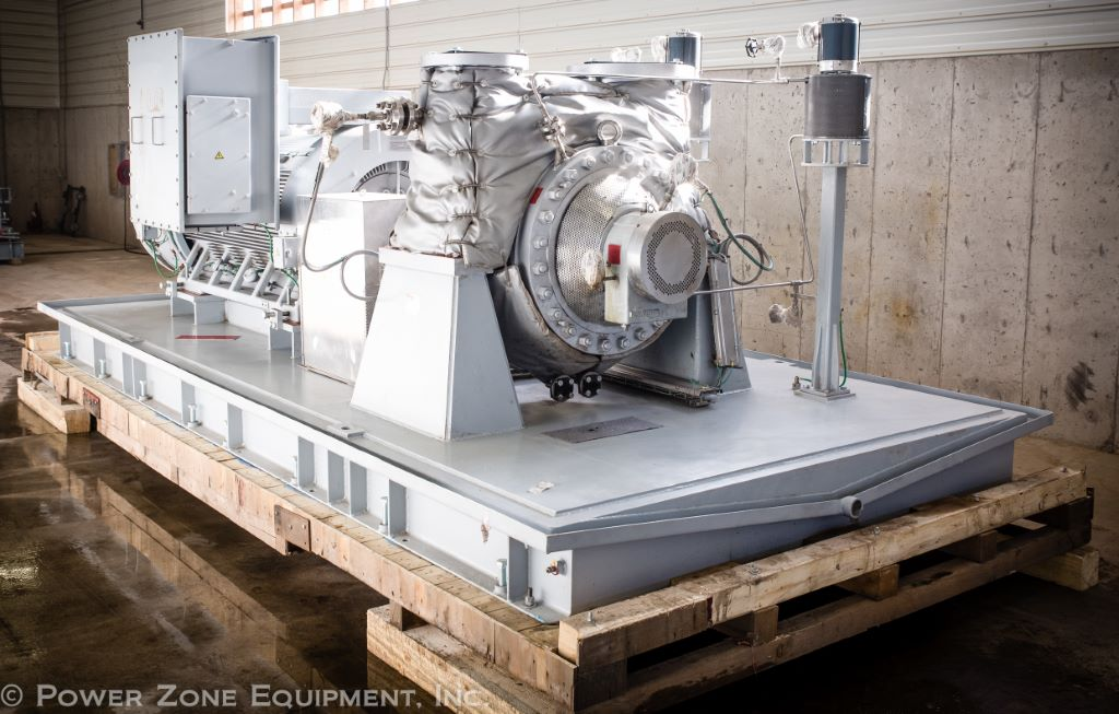 New Flowserve 10HDX27B Horizontal Single-Stage Centrifugal Pump Package