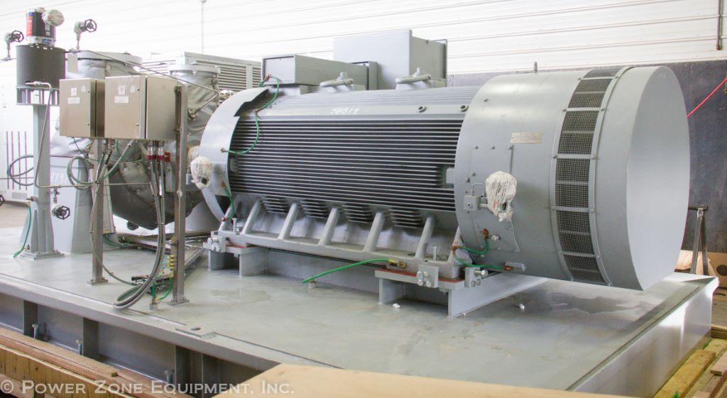 New 1500 Hp Horizontal Electric Motor Baldor For Sale