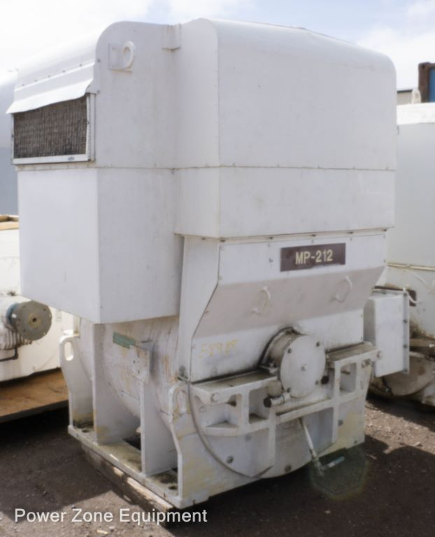 Used 1250 HP Horizontal Electric Motor (Westinghouse) For Sale - Stock No  58988