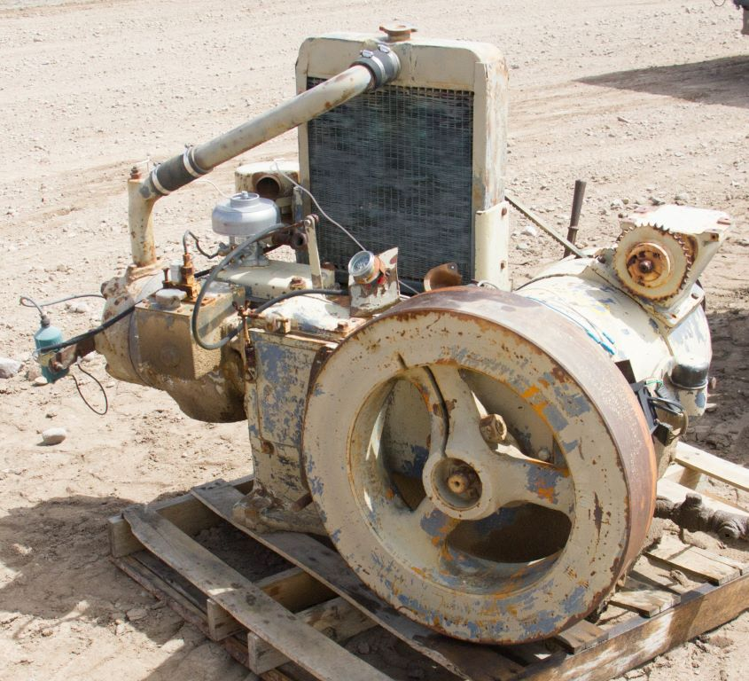 Rental Homes Search Engines: Used Ajax WL/EA-15 Natural Gas Engine For Sale
