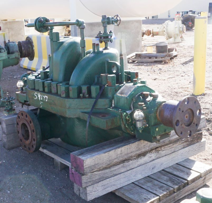 Used United 6x10x13H MSND Horizontal Multi-Stage Centrifugal