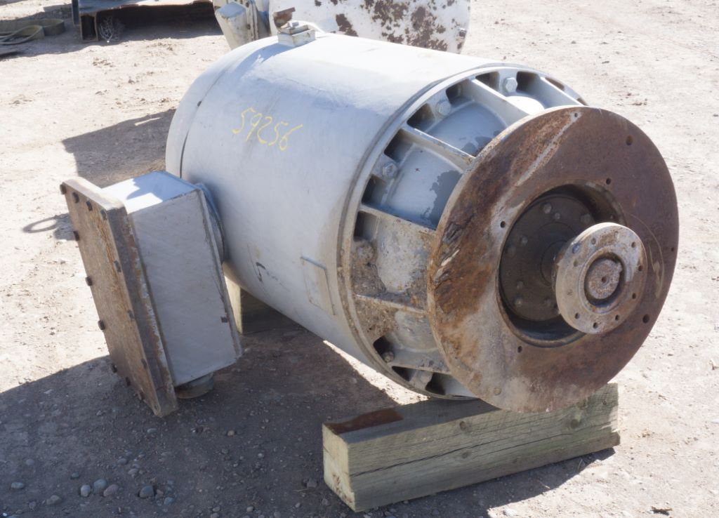 Used 250 hp vertical electric motor general electric for for Electric motors for sale