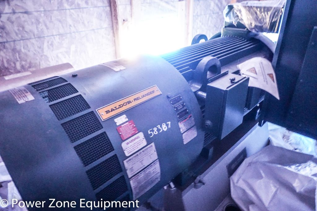 New 600 Hp Horizontal Electric Motor Reliance For Sale
