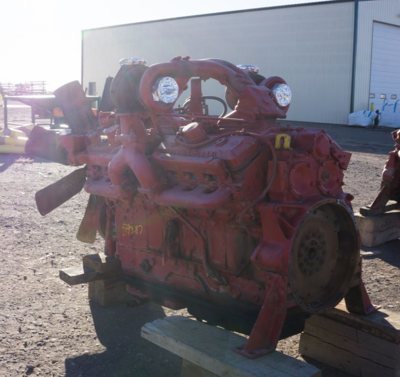 Used Detroit 16V-71 Diesel Engine For Sale - Stock No 59387