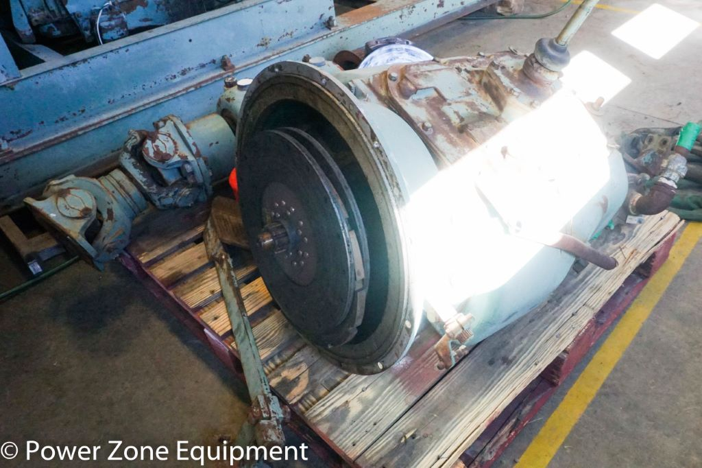 Used Spicer 1252A Transmission For Sale - Stock No 59548