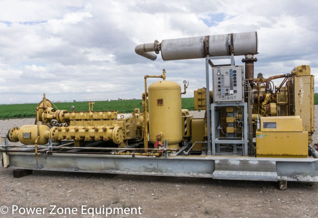 Used Caterpillar 3406 Diesel Engine Package For Sale - Stock