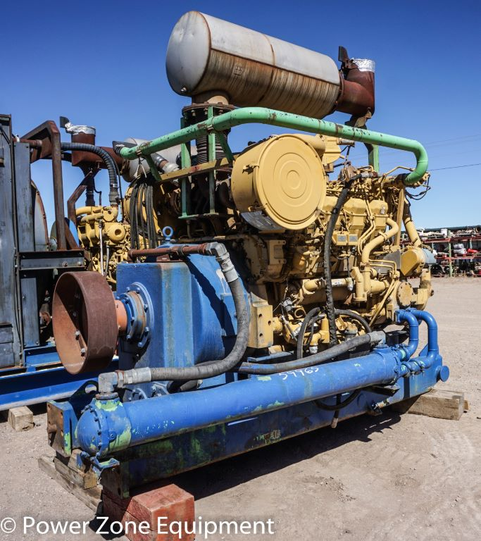 Used Caterpillar 3508C Diesel Engine For Sale - Stock No 59965